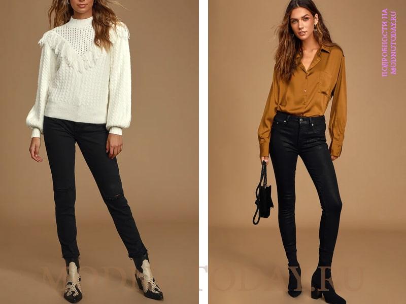 Как одеваться стильно: красивые повседневные образы