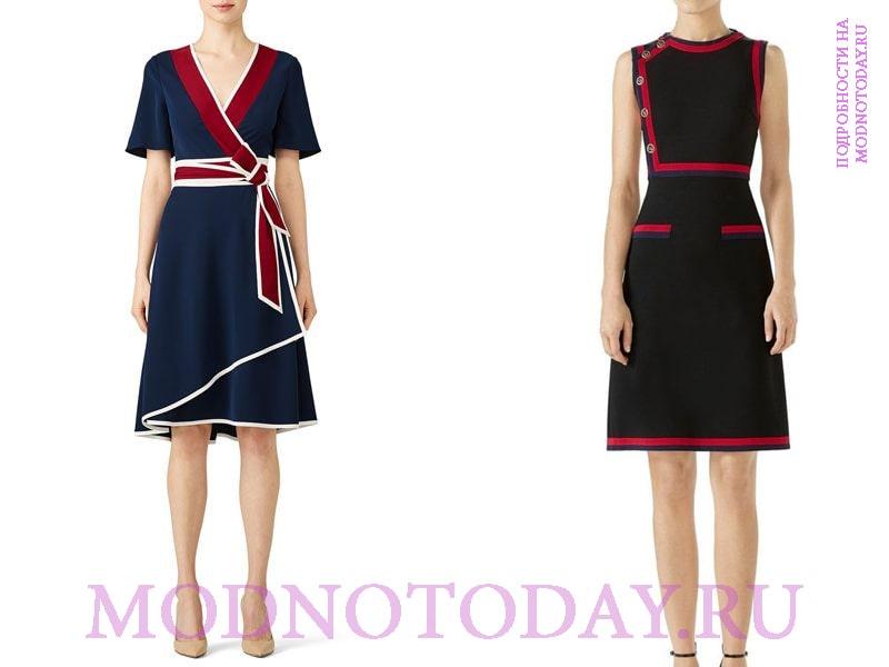 Платье для прямоугольника